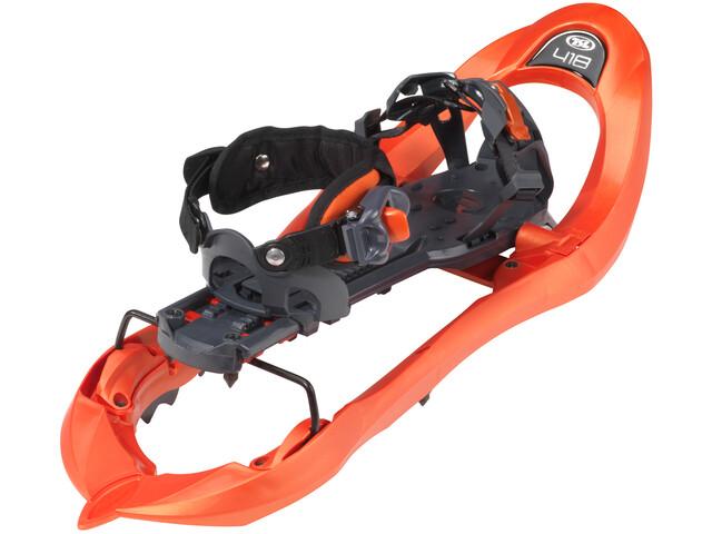 TSL 418 Up & Down Grip - Raquetas de nieve de aluminio Mujer - rojo